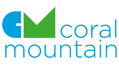 Coral Mountain logo