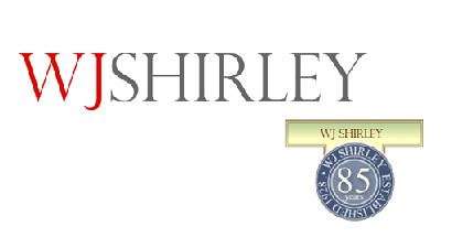 WJ Shirley logo
